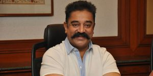 Actor Kamal Hasan