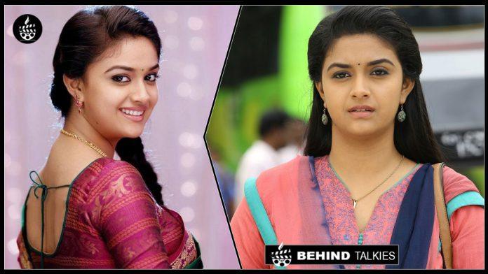 Keerthi suresh Actress