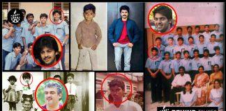 tamil-actors-school-photos