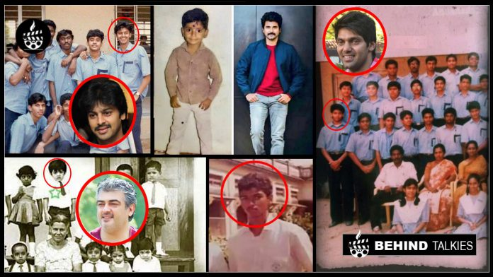 tamil-actors-school-photos