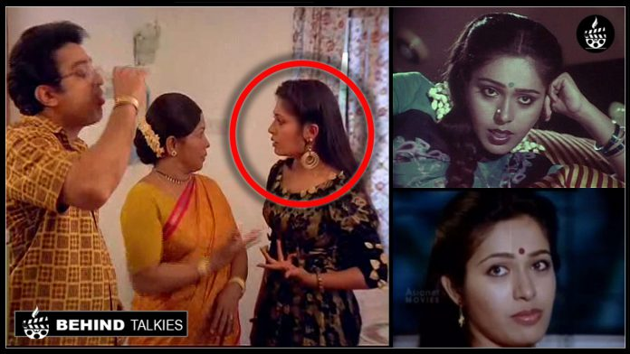Actress-Roopini