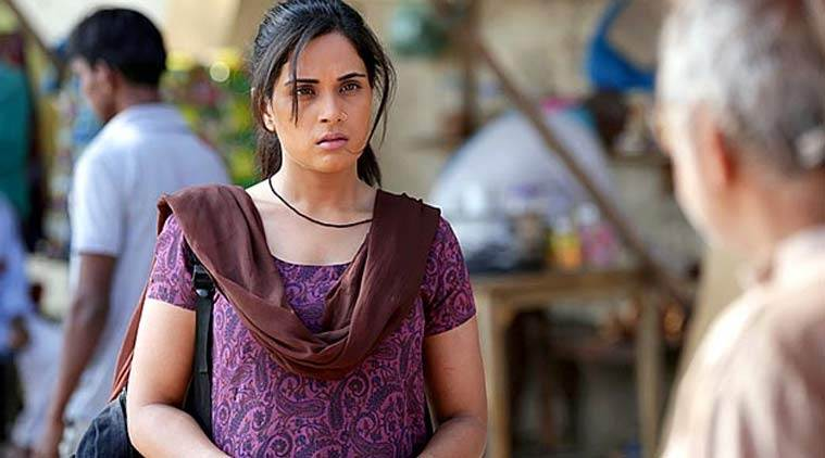 Actress richa chada