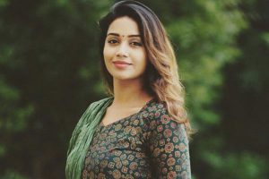 Actress Nivetha Pethuraj