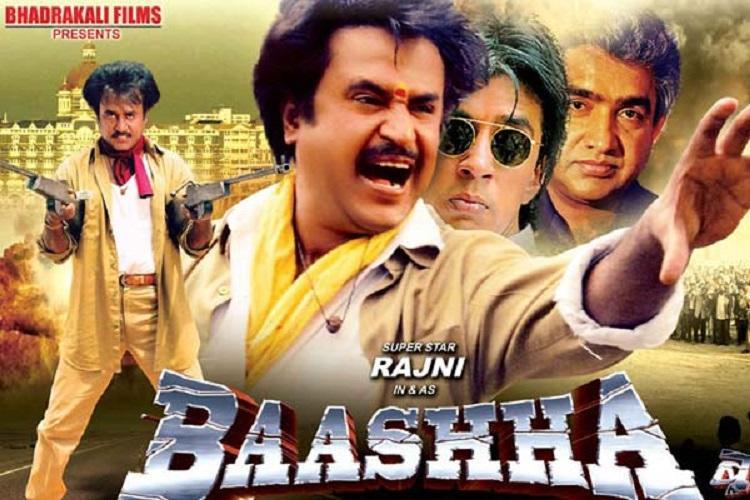 Rajinikanth-Baasha
