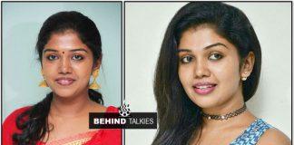 Actress Rithvika