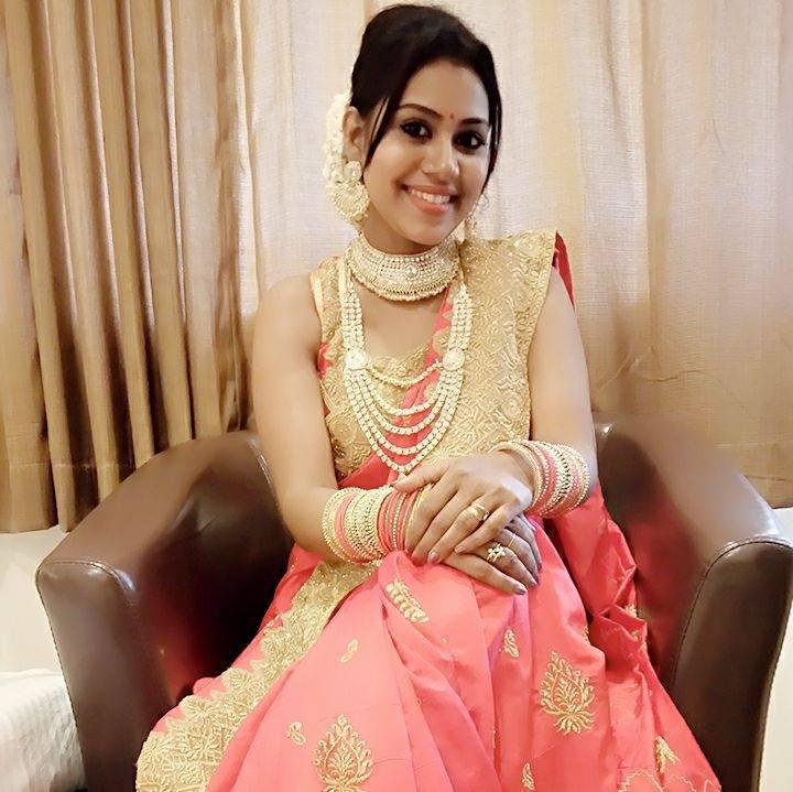 Serial actress soniya