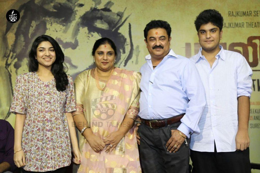 Sripriya-daughter-sneha