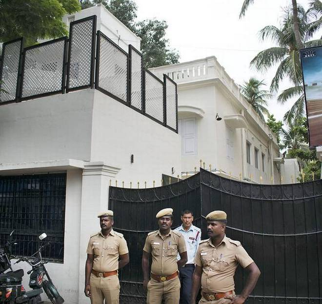 kamal house