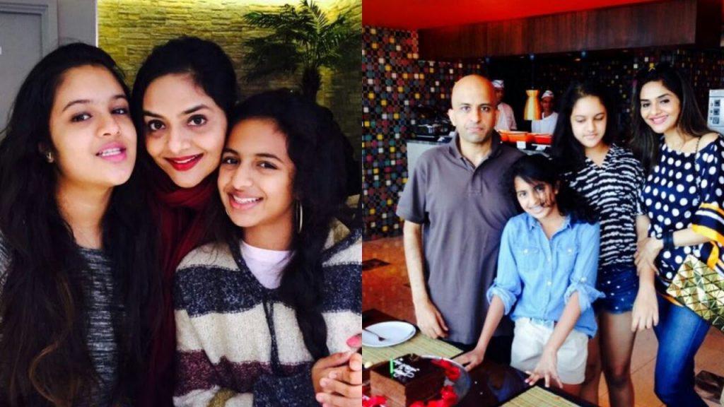 madhoo family