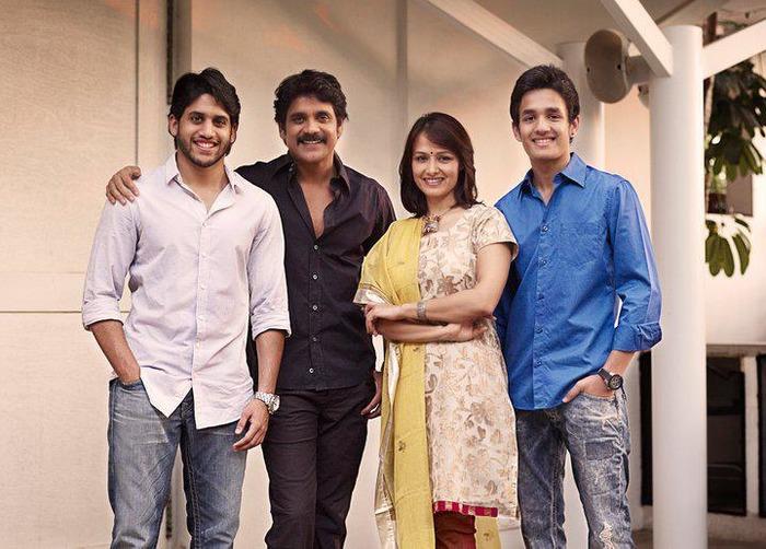 nagarjuna family