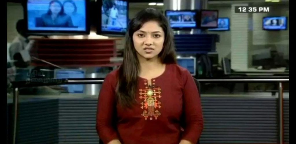 priya-news-reader