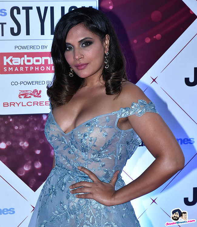 richa chadda most-stylish-awards-2018