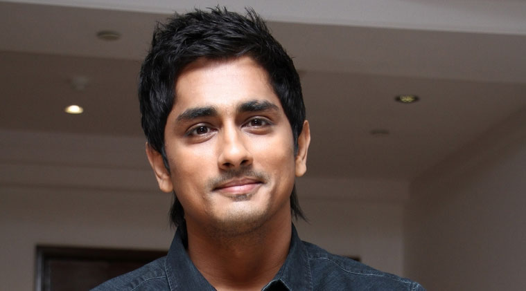 siddharth actor