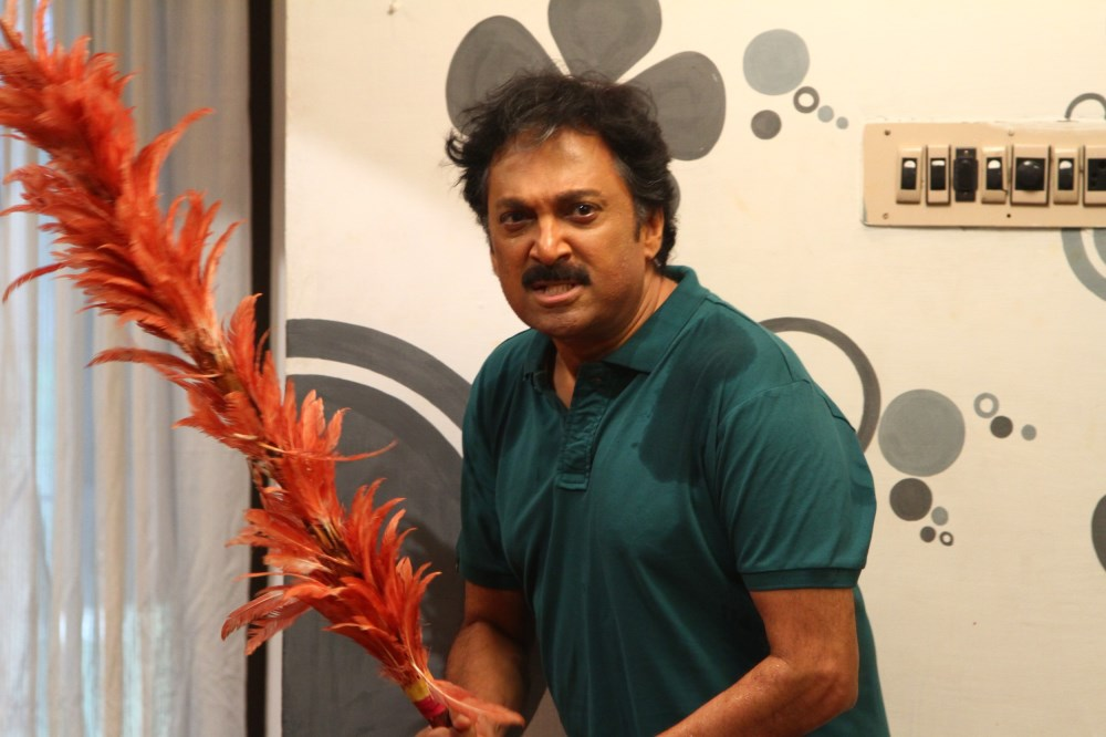 Actor Ravi Raghavendra