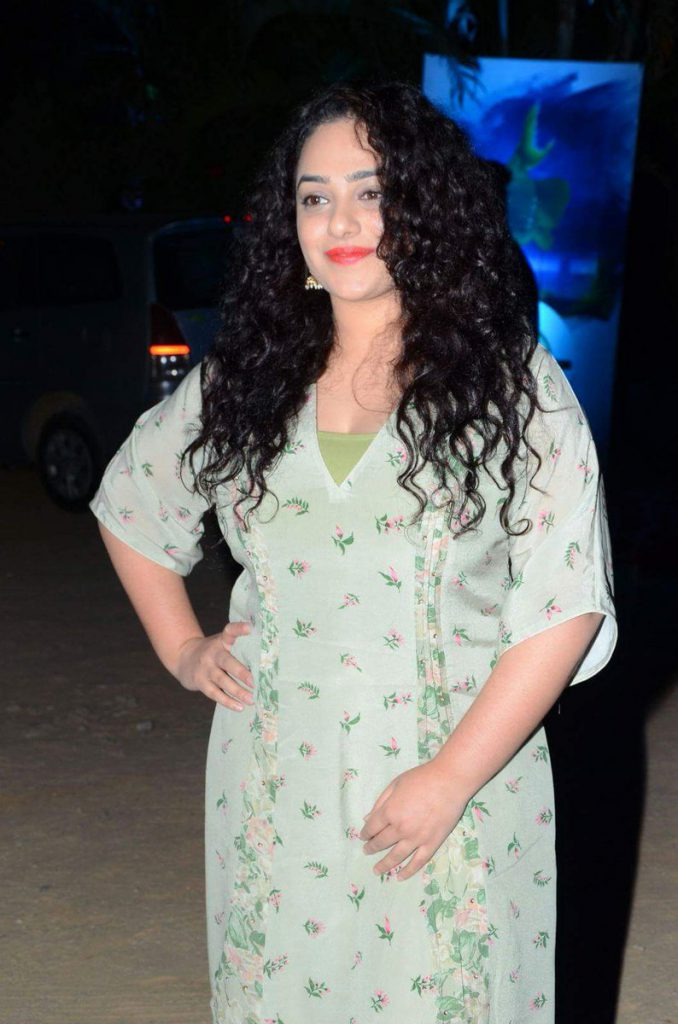 Actress Nithya-Menen