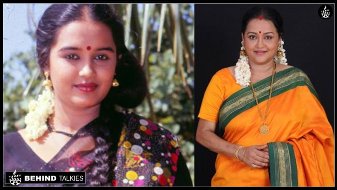 Actress-chithra