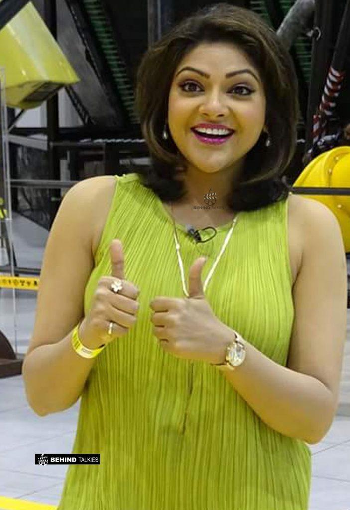 ActressAbiraami