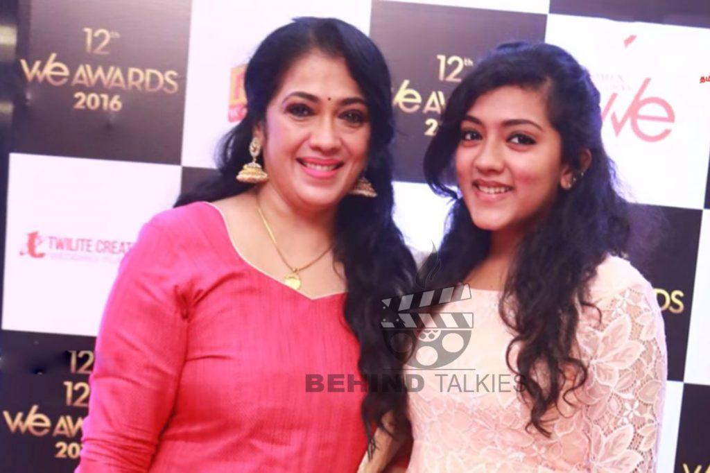 Rekha-daughter-Anusha
