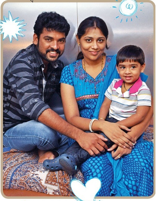 actor-Vimal-children-son