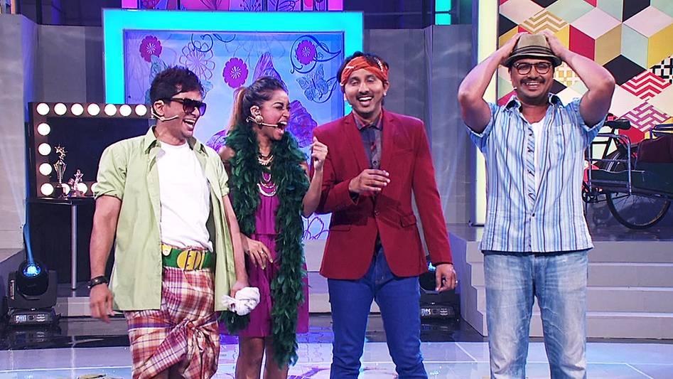 savaal-singapore show