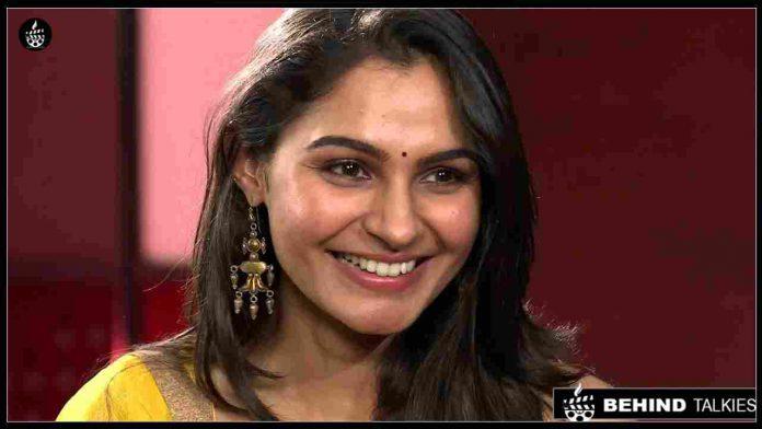 Actress Andriya