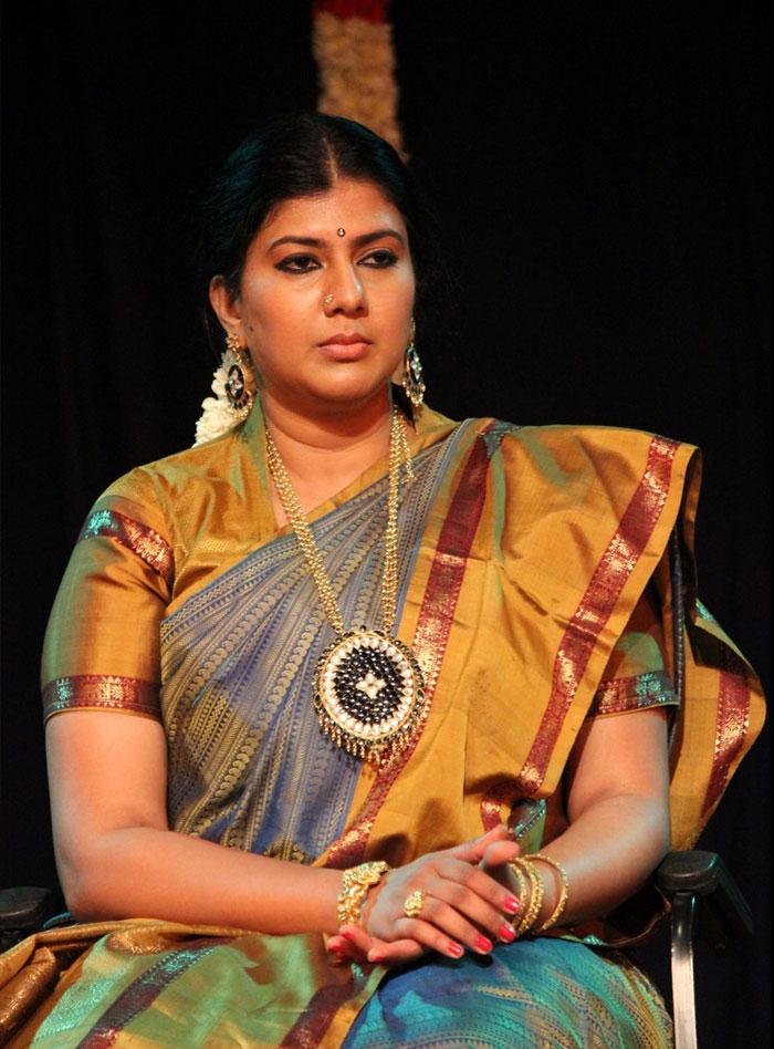 Actress-Swarnamalya