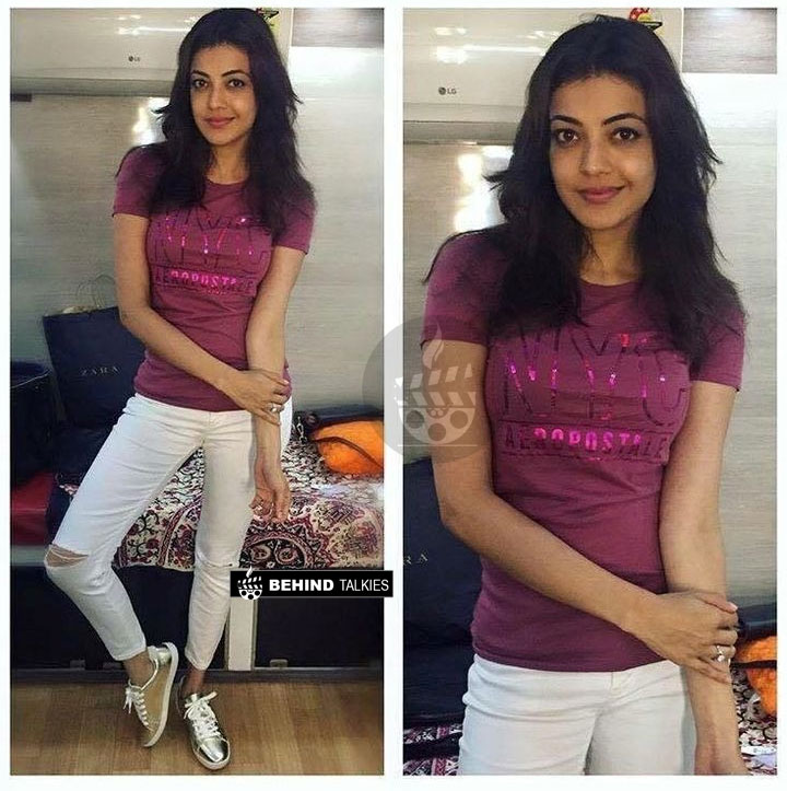 Actress-kajal-agarwal