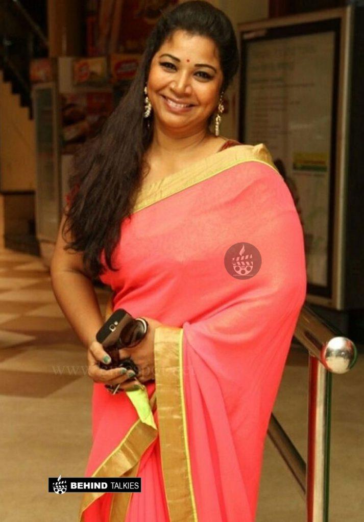Actress-kavitha-sreee