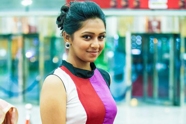 Actress lakshmi menon