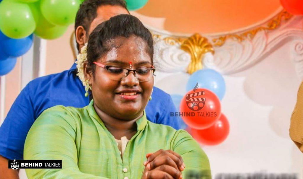 Daughter-indraja