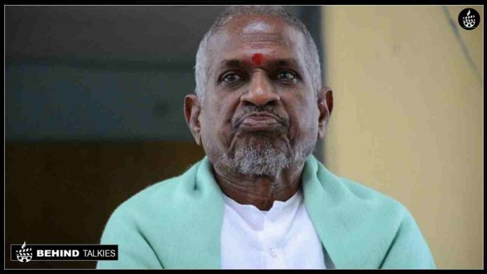 Ilayaraja speech