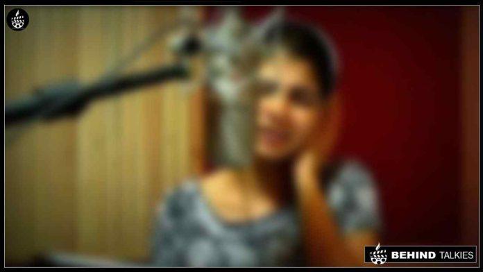 Singer Chinmayi Sripada