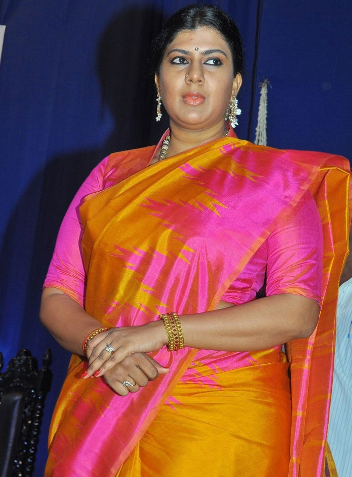 Swarnamalya-actress