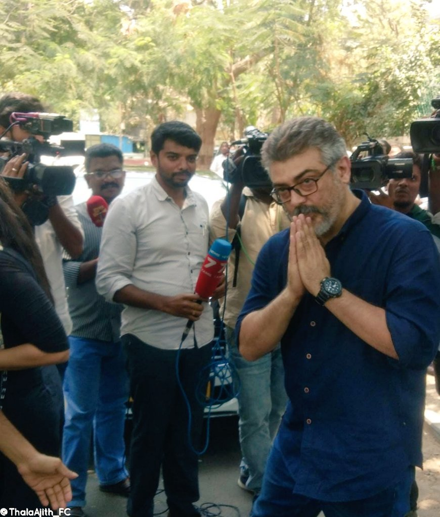 ajith in vishwasam movie