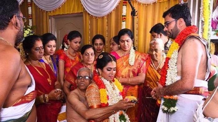 priya marriage