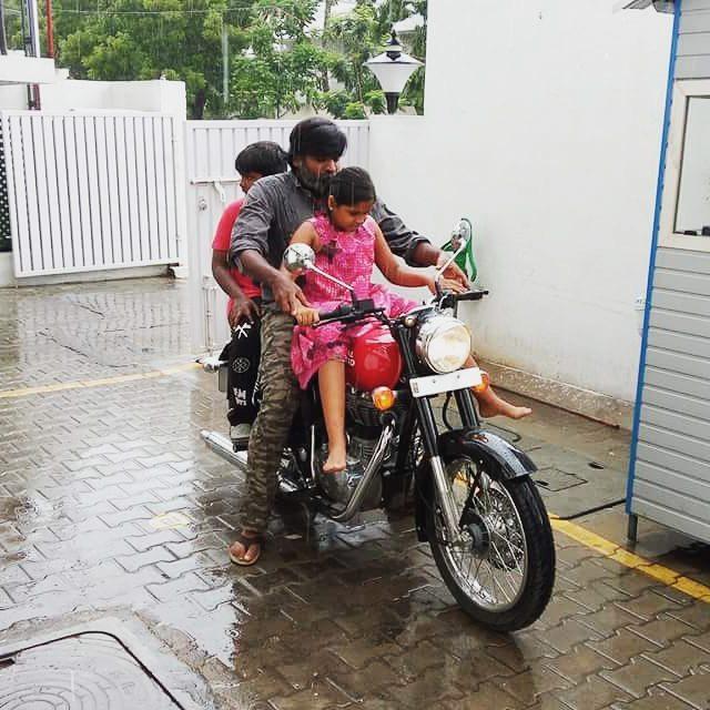 vijaysethubathi daughter