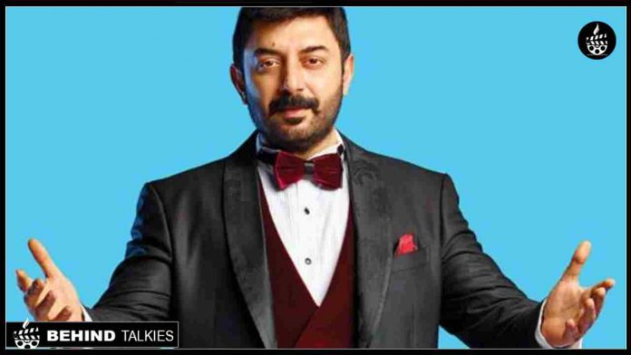 Actor Aravindswamy