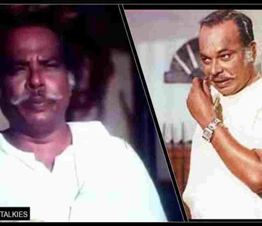 Actor Senthamarai