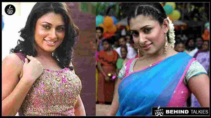 Actress malavika