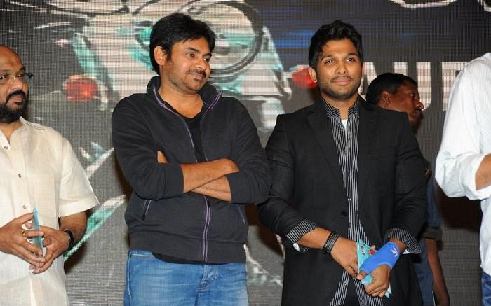 pavan kalyaan and allu arjun