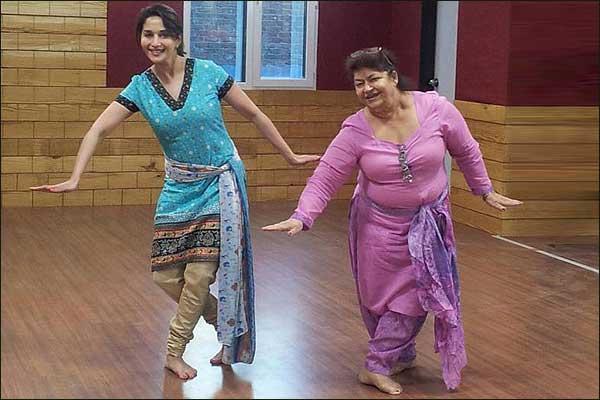 saroj dancer