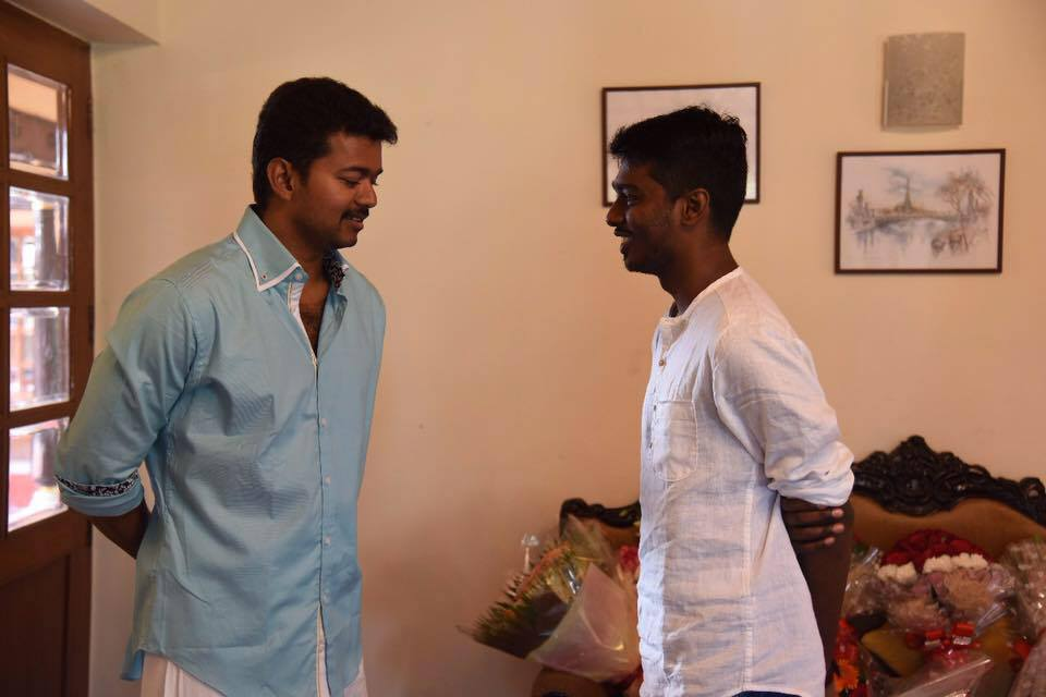 vijay and atlee