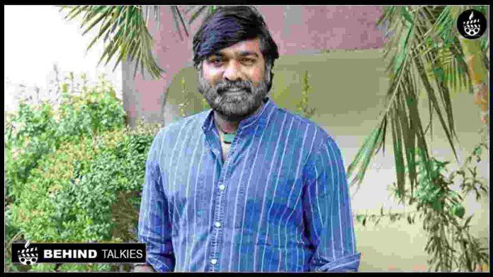 Actor vijay sethubathi