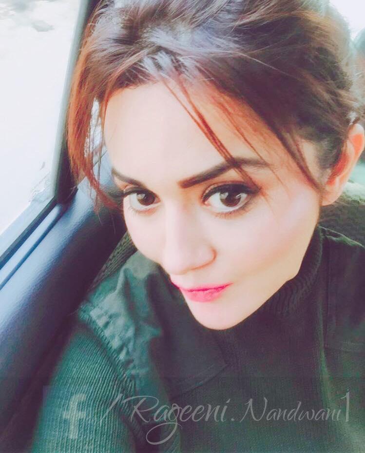 Actress Ragini