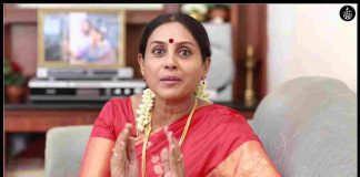 Actress saranya ponvannan