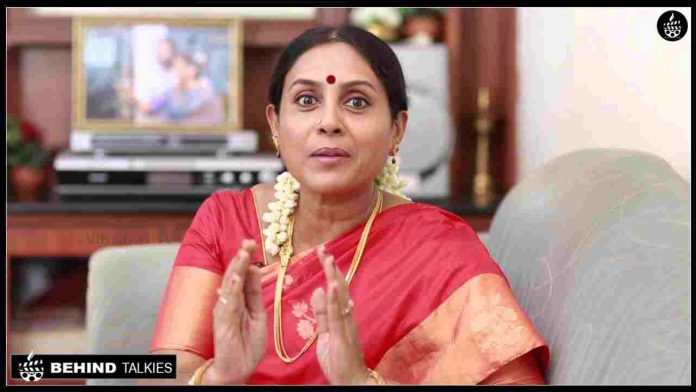 Actress saranya ponvannan
