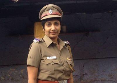 madhuvanthi police