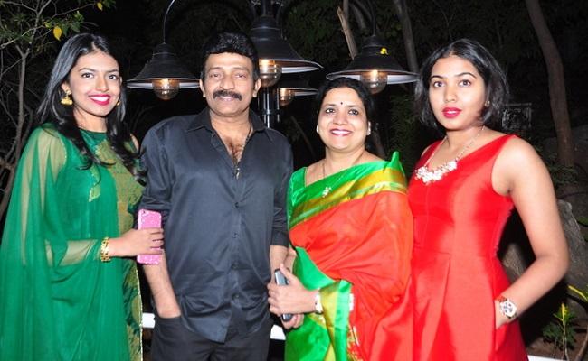 rajashekar_family