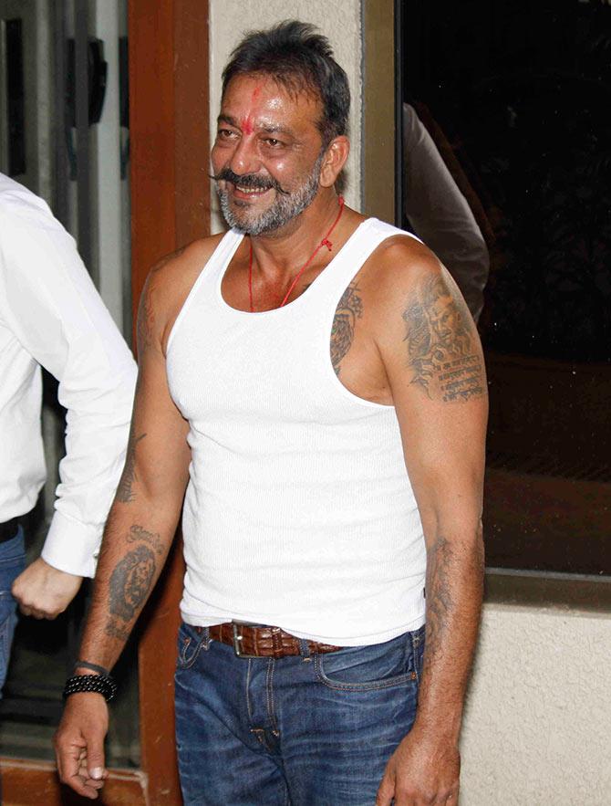 Actor sanjay-dutt