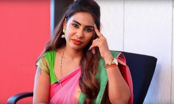 Actress sri reddy